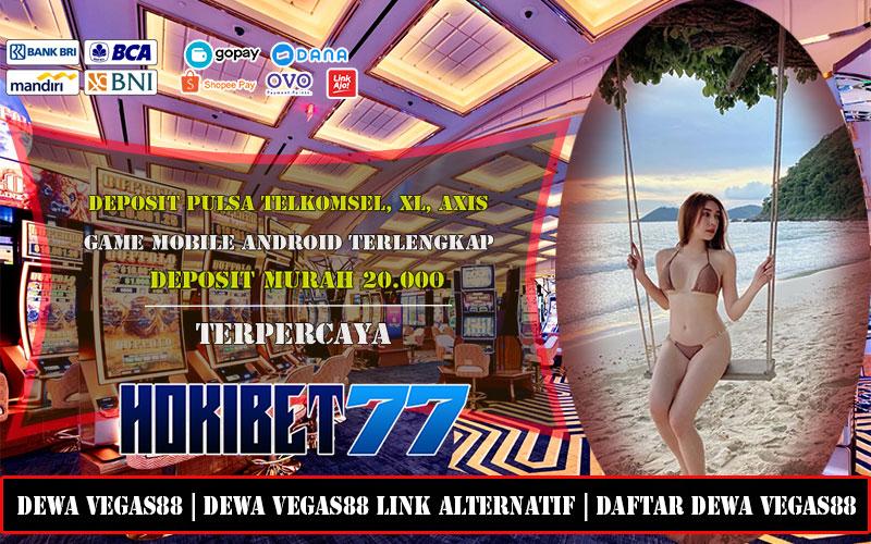 Dewa Vegas88